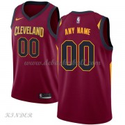 Basketball Trikot Kinder Cleveland Cavaliers 2018 Road Swingman